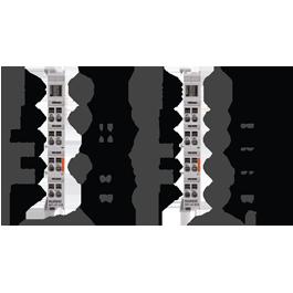 中型 KAS 010 VDC 模拟输出