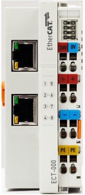 EtherCAT® 总线耦合器