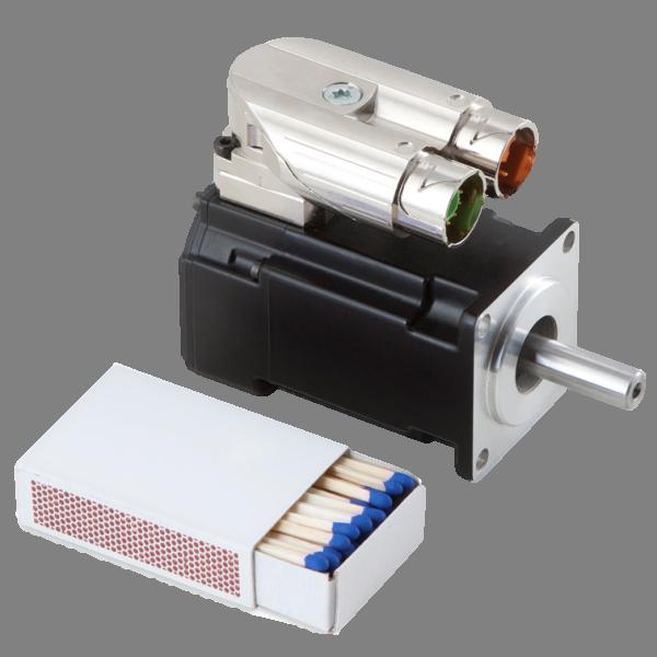 科尔摩根 AKM1 直流低压伺服电机尺寸比较_l
