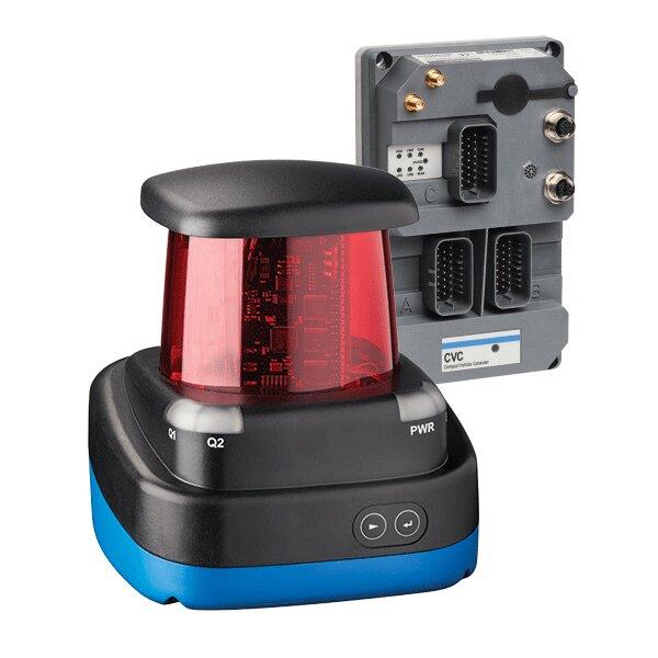 NDC8 AGV 控制系统