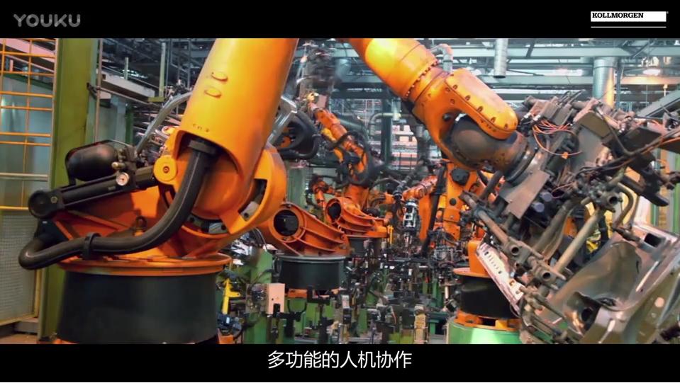 RGM机器人关节模组