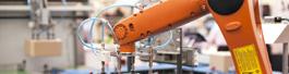 工业多关节机器人