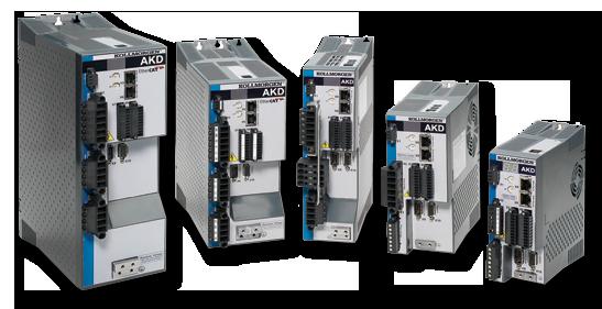 科尔摩根 AKD 系列伺服驱动器
