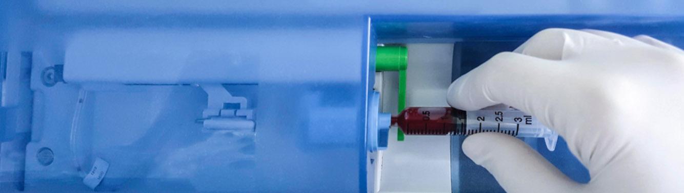 快速扩大血气分析仪生产规模, Kollmorgen