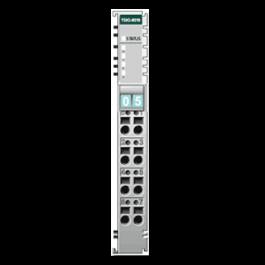 通道 -10~10VDC,单端,12 位电压输入:TSIO-6010