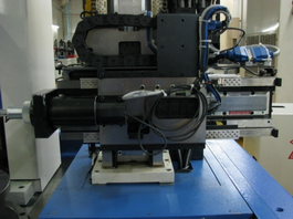L45 gear measure machine 2